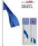 Drog za zastavo 6m KOPJE